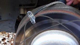 Comment remplacer un capteur ABS sur BMW E90
