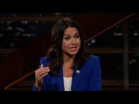 Tulsi Gabbard | Real Time with Bill Maher (HBO)