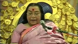 Sahaja Yoga - Diwali Puja Talk 1998  (Shri Mataji Nirmala Devi)
