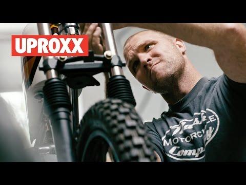 Nash Motorcycle Builder Taber Nash | HUMAN