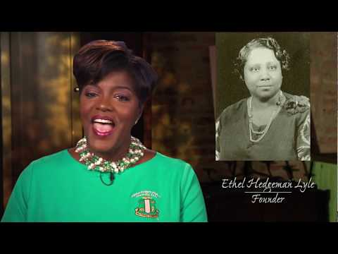 Alpha Kappa Alpha 110th Founders' Day Message