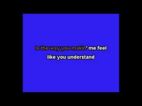 In My Eyes  Stevie B / real instrumental karaoke with lyrics