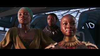 Black Panther - Female Leadership (bonus Blu ray) (official video)