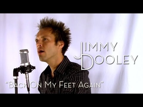 Michael Bolton - When I'm Back On My Feet Again (Jimmy Dooley Cover)