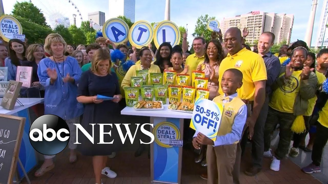 'GMA' Deals and Steals on Wheels: Atlanta - YouTube