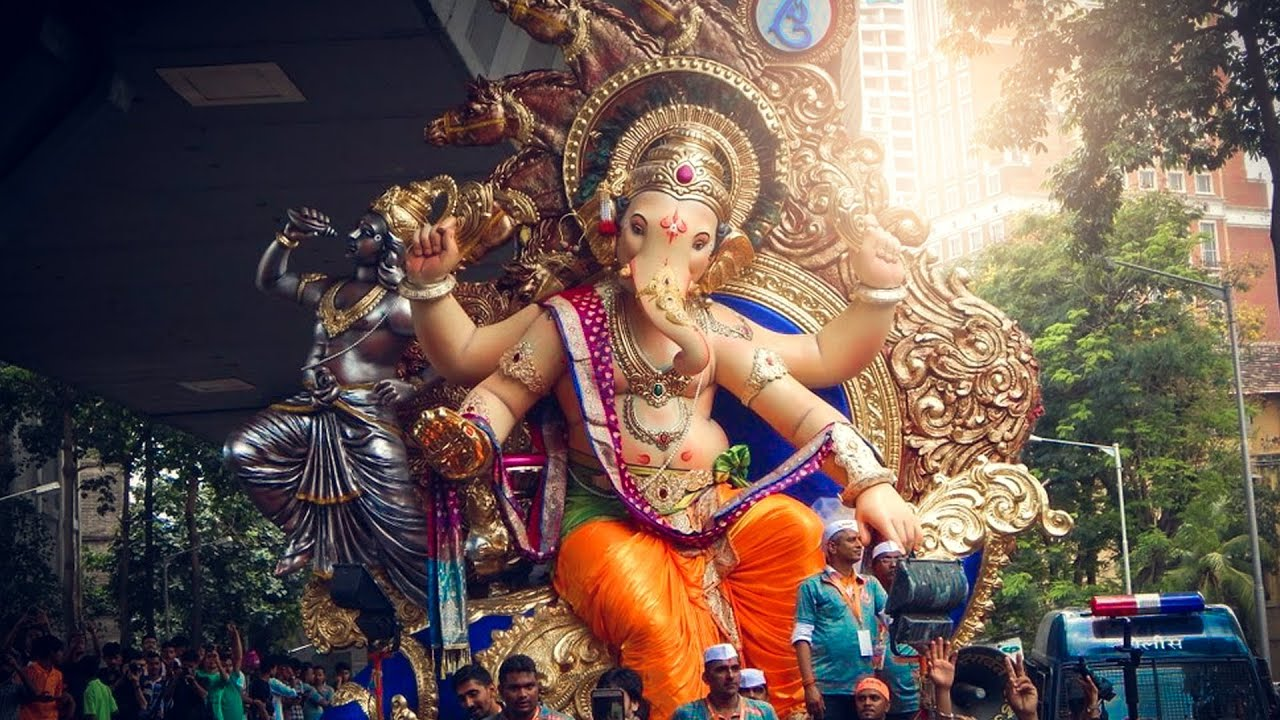 360 Best Ganesha Images On Pinterest: Ganesha In Mumbai 2016