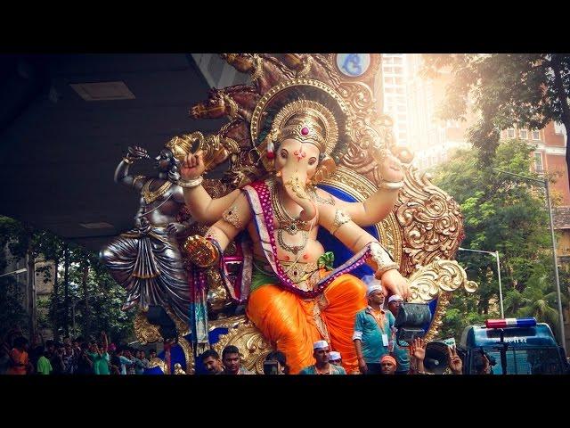 Top Ganpati | Ganesha in Mumbai 2016 | Maharashtra | Ganesh Utsav | Aagman Sohla