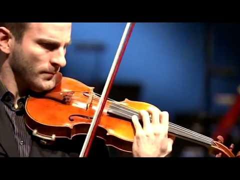 L. V. Beethoven Triple Concerto, Mov. 1: Stefan Milenkovich, Xenia Jankovic, Natasa Veljkovic
