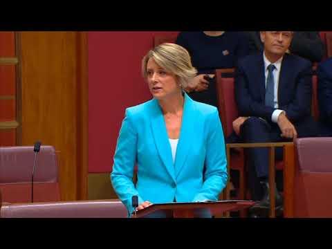 Sen. Kristina Keneally (ALP-NSW) - First Speech (Mar 27, 2018)