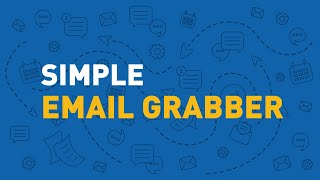 Simple email grabber