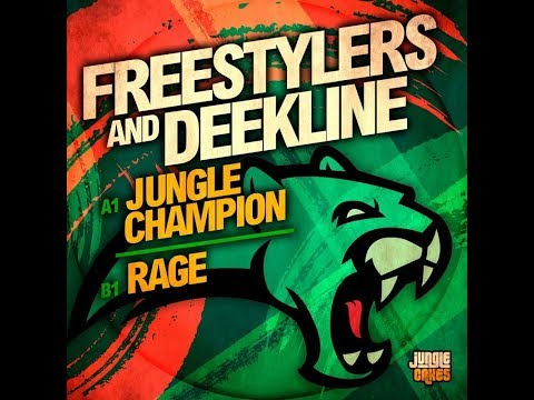 Freestylers and Deekline - Jungle Champion