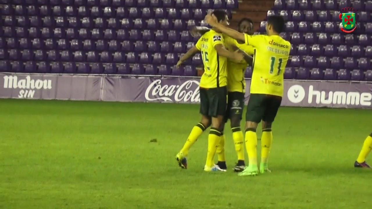 Real Valladolid 0-0 Pacos de Ferreira