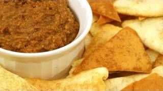Hummus Olive Dip (appetizer Dips) A Healthy Diet Recipe