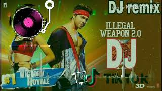 Illegal weapon 2.0-Mera Nakhra tikhi talwar warga DJ Remix !! Hard Dance DJ remix mix 2020