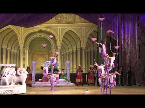 Chine Dunhuang Show