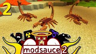 HermitCraft ModSauce 2 ~ Ep 2 ~ Into the Erebus! w/ Zueljin