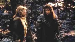 Fili and Kili | Boy Like You
