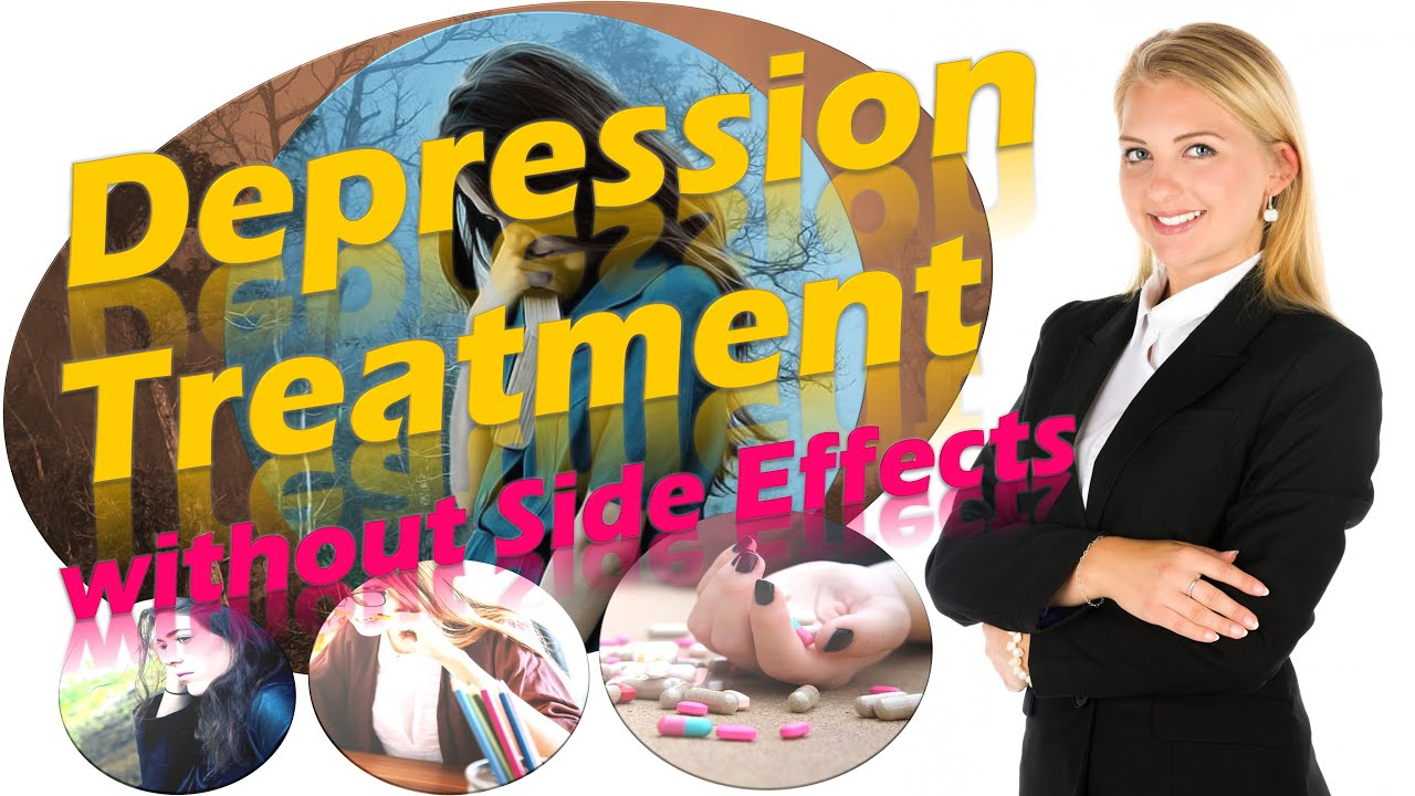 Depression Treatment without Side Effects | Health and Remedies