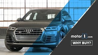 Why Buy? | 2018 Audi SQ5 Review