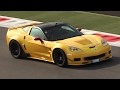 Corvette C6 Z06 w/ LOMA GT2 Wide Body & Side Pipes Exhaust Screaming On Track!!
