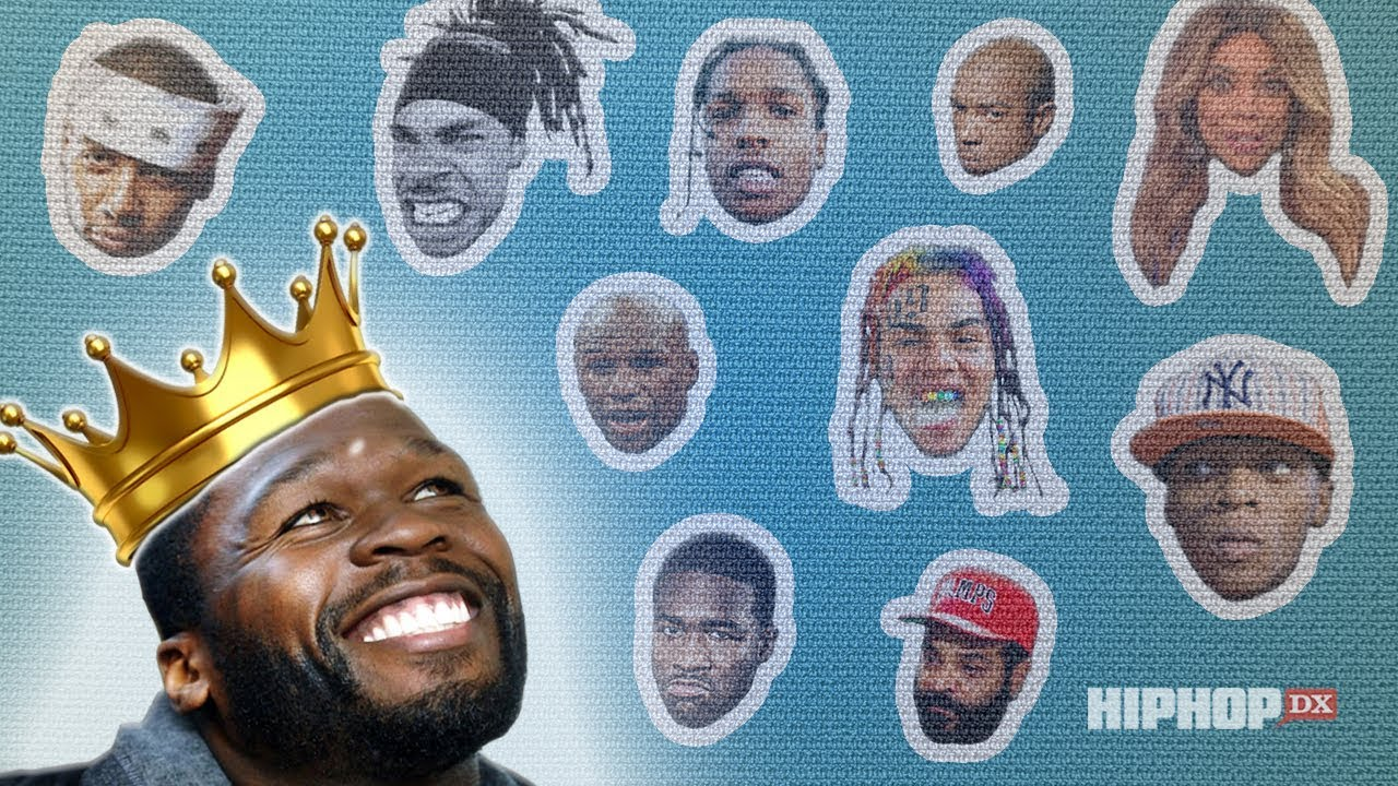 50 Cent Vs EVERYBODY - The Top 10 Funniest And Greatest Trolls Of 2018
