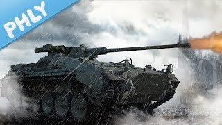 BAGEL PANZER | This tank feels dirty (War Thunder Tanks 1.73 Gameplay)