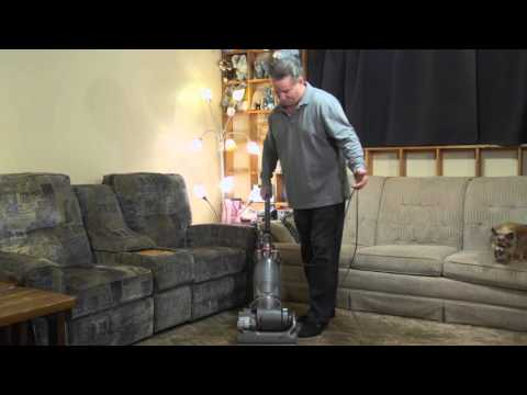 Dyson DC33 Multi Floor Upright Vacuum - Brian's Testimonial