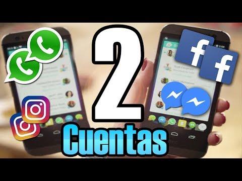 Como Tener 2 Cuentas Diferentes En Un Mismo Telefono (Android Y IOS)