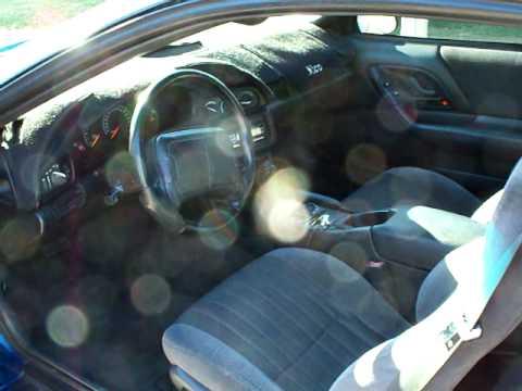 1995 Camaro Z28 Interior Youtube