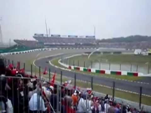 2003年F1日本グランプリ(鈴鹿)...