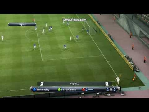Master League PES2013 Beautiful Goal : Leandro Castan Heading