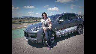 PORSCHE TEST DRIVE. Porsche driving center Istanbul. ABS PSM & LAUNCH CONTROL