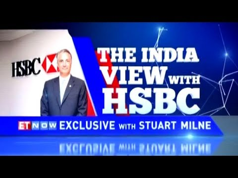 The India View With HSBC | Exclusive Interview With Stuart Milne