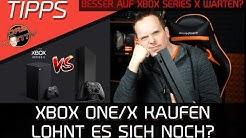 XboxOne/XboxOneX - Lohnt sich der Kauf noch? | Besser auf Xbox Series X warten? | DasMonty