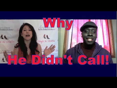 Dating Tip: To Call Or Not To Call After A Great First Date ... from YouTube · High Definition · Duration:  1 minutes 32 seconds  · 7,000+ views · uploaded on 12/16/2011 · uploaded by Cherry Norris
