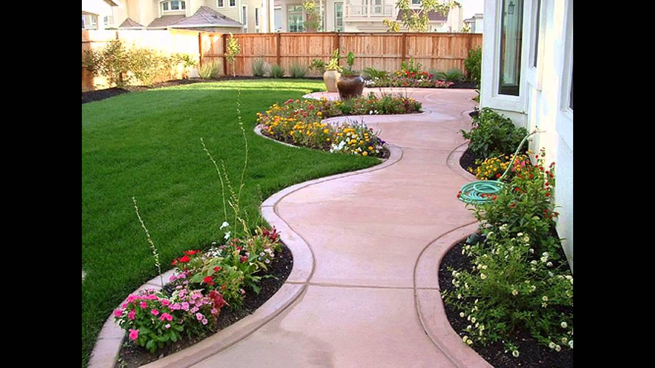 [Garden Ideas] Small backyard landscape Pictures Gallery ...