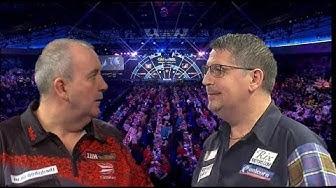 Taylor v Anderson [QF] 2018 World Championship Darts