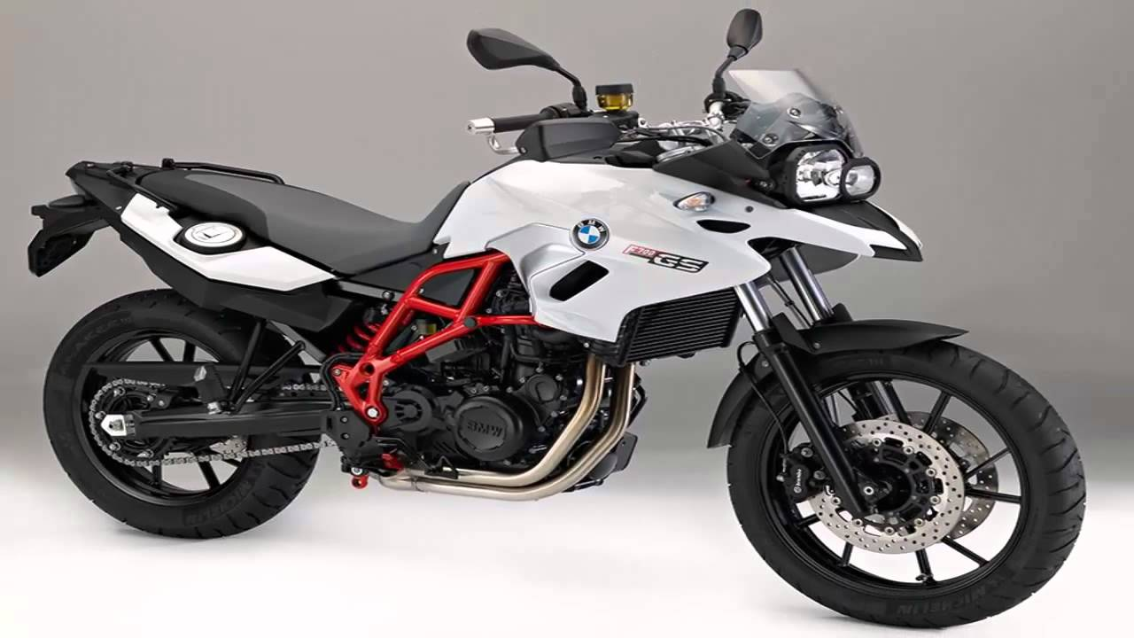 bmw 39 s f700gs and f800gs get a minor refresh for 2016 youtube. Black Bedroom Furniture Sets. Home Design Ideas