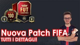 NUOVA PATCH SU FIFA 17! - ADDIO ALLA DATA FONDAZIONE CLUB SU FUT CHAMPIONS! - TUTTI I DETTAGLI