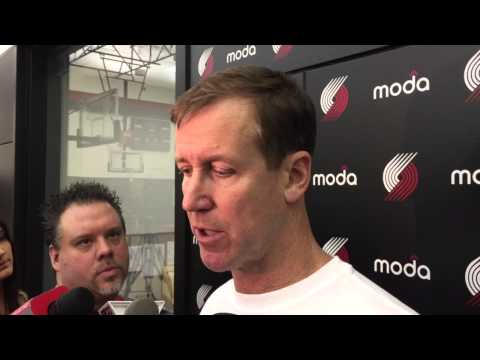 Terry Stotts: Wesley Matthews will have an impact on the Trail Blazers