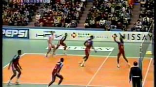 1998 FIVB World Championship YUG - CUB