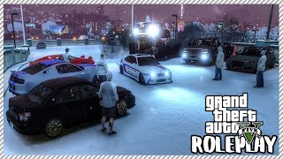 GTA 5 ROLEPLAY - Destroying Security Guards Cruiser | Ep. 382 Civ