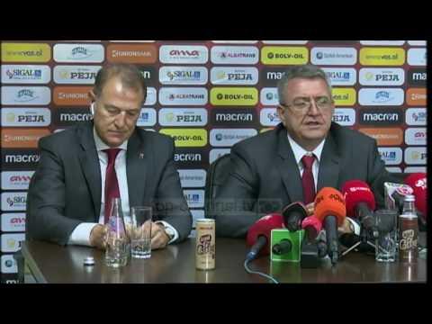 """Në kërkim të trajnerit, FSHF """"gjuan"""" stafin teknik - Top Channel Albania - News - Lajme"""