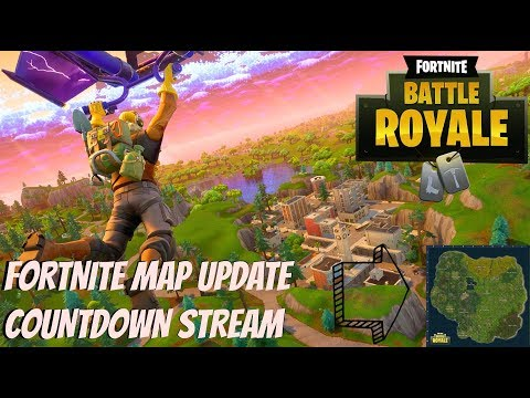 "Fortnite: Battle Royale ""Map Update"" New City Gameplay ..."