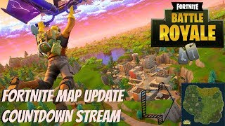 "Fortnite: Battle Royale ""Map Update"" New City Gameplay (Fortnite new City Gameplay )"