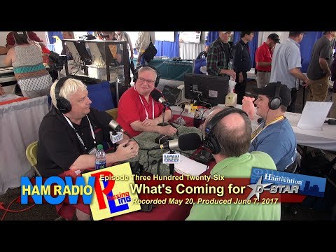 HRN 326: What's Coming from D-STAR (from the 2017 Hamvention)