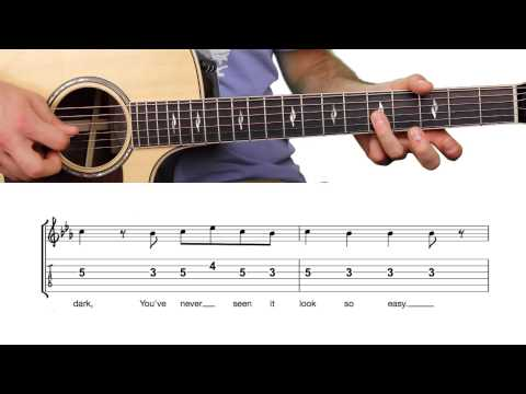 ► Drag Me Down - One Direction (Guitar Lesson / Tutorial) Chords & Melody + TAB [ BEST ON YOUTUBE ]