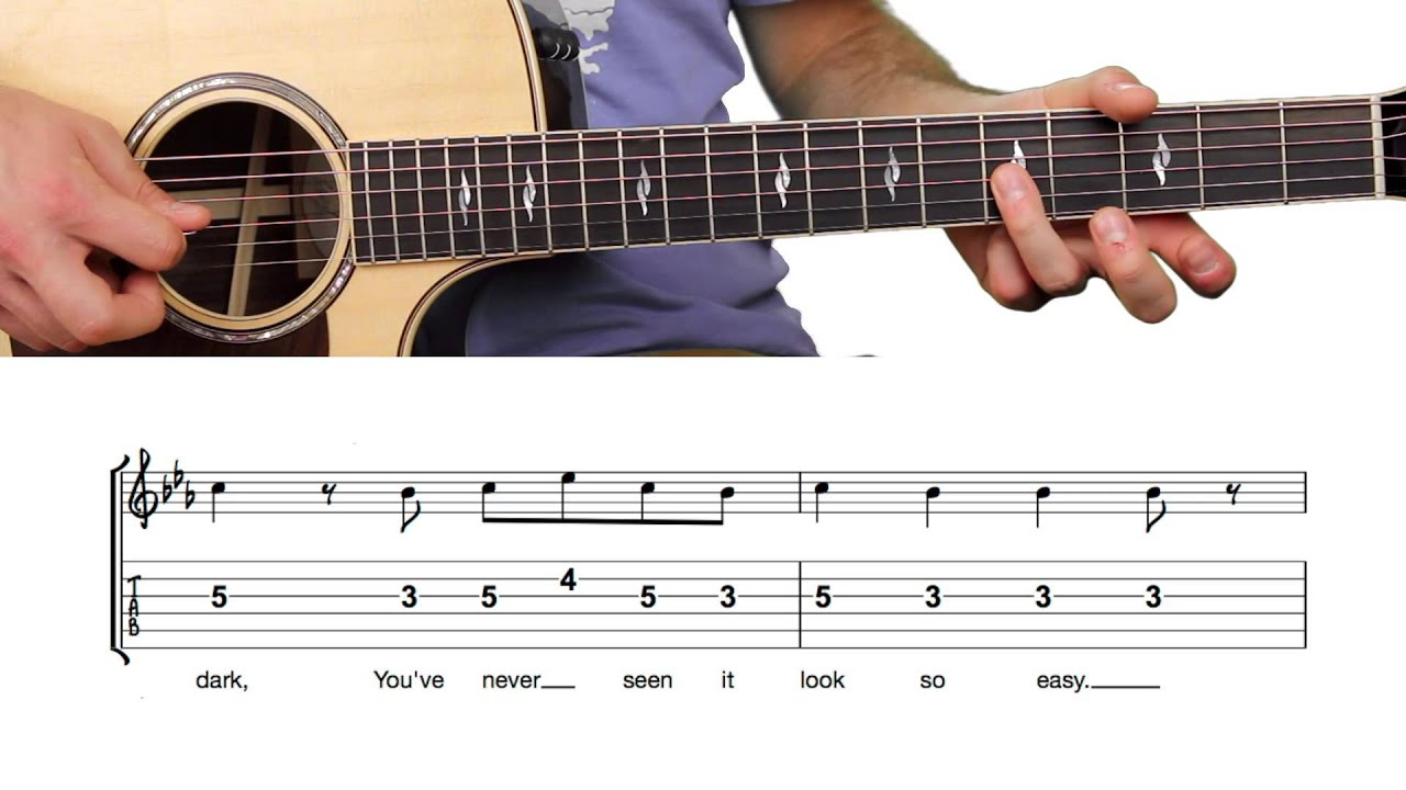 How to find chords on guitar