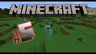 "[Let´s play][Minecraft] Folge #5 ""Die Invasion in meiner Bude!"""