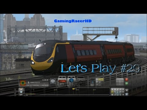 Train Simulator 2015 - Let's Play #29 - London To Brighton - Gatwick Express Test [1080p 60FPS]